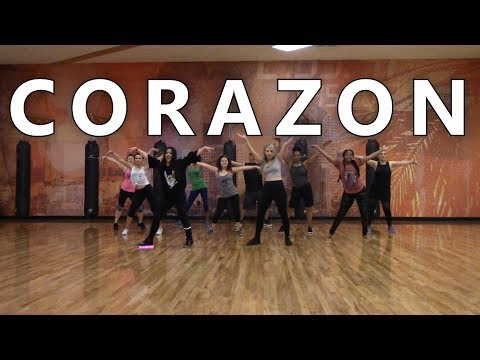 "ZUMBA WITH CAT ""Corazon"" by Maluma ft Nego do Borel"