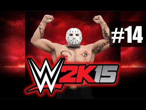 WWE 2K15  - Прохождение на русском - Ч.14 - Королевская битва - Участвую все
