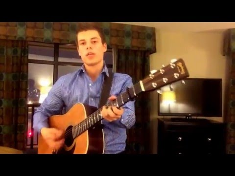 "Lawson Bates singing ""The richest man I know"" originally done by Jimmy Dean."