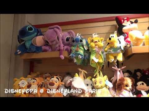 Disneyland Paris Kyriad Hotel Boutique Shop DisneyOpa