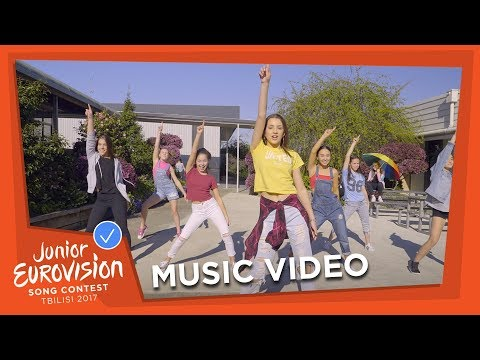 ISABELLA CLARKE - SPEAK UP - AUSTRALIA 🇦🇺  - OFFICIAL MUSIC VIDEO - JUNIOR EUROVISION 2017
