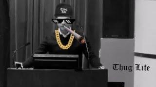 ben shapiro thug life donald trump