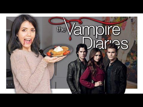 Wie schmecken Damons Pancakes aus Vampire Diaries?