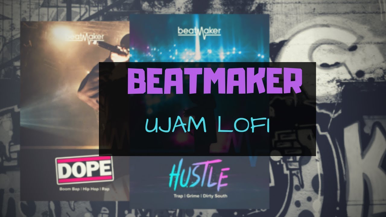 Review | Ujam Beatmaker | Making Lofi With DOPE - How To Make Beats Blog