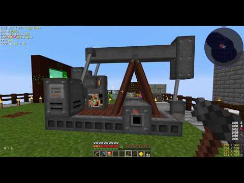 Modern Skyblock 3: Episode 11 - We have OIL!!! Immersive Engineering is Amazing!!!