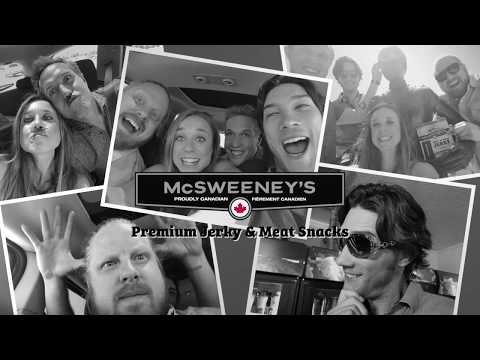 McSweeney's - The Official Meat Snack Of Canadian Road Trips!