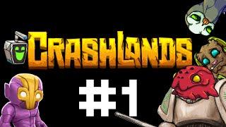 Crashlands Gameplay / Let
