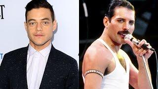 Rami Malek to play Freddie Mercury in Queen biopic