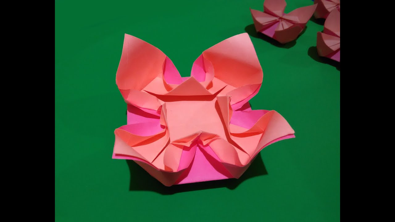 Easy origami flower easy and rich paper flower ideas for christmas easy origami flower easy and rich paper flower ideas for christmas mightylinksfo