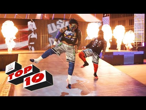 Top 10 Raw Moments: WWE Top 10, November 2, 2015