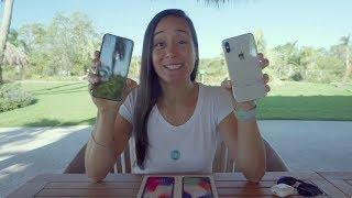 iPhone X - Primeiras Impressões | Marília Guimarães | EntendendoiPhone