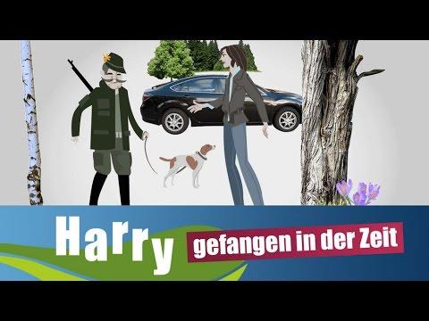 Learn German (A1-B1)   HARRY – Gefangen In Der Zeit   Episode 63