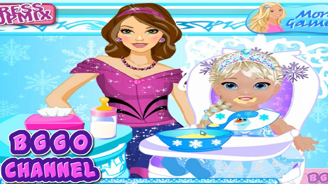 Elsa Games Girl