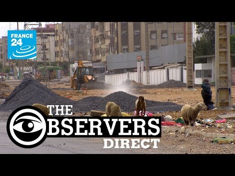 The observers direct: with our observers in Morocco