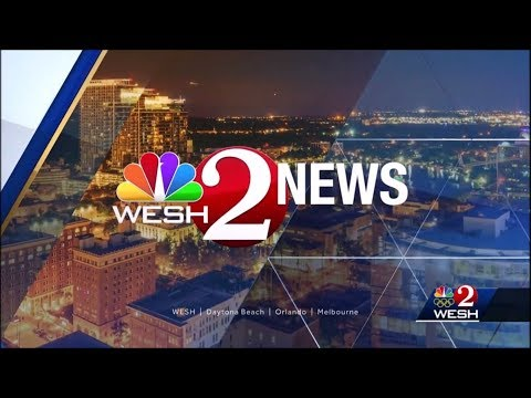 WESH 2 News at 11pm Newscast, January 17, 2018
