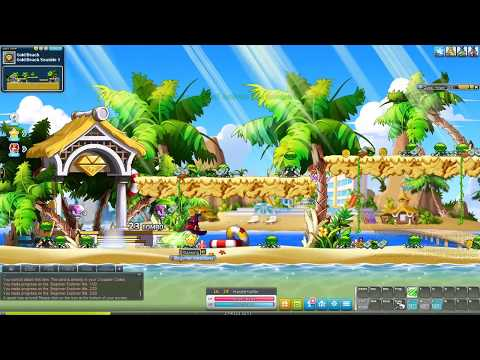 Ultimate Funded MapleStory Burning Training Guide