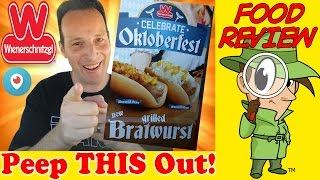 Wienerschnitzel® | Grilled Bratwurst Mustard & Onion Periscope Review! Peep This Out!