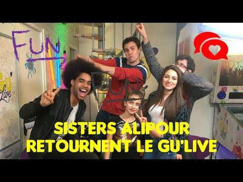 REPLAY du DIRECT : LES SISTERS ALIPOUR AMBIANCENT LE GU'LIVE !