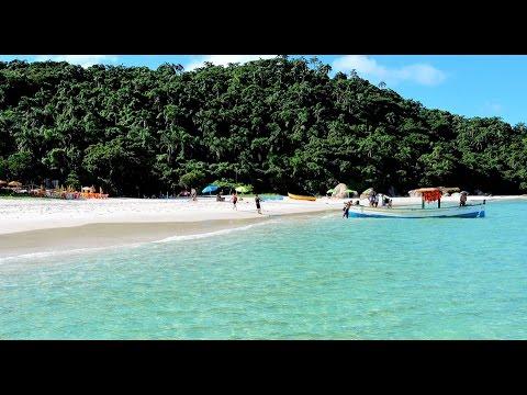 Ilha do Campeche - Florianópolis, Santa Catarina, Brasil