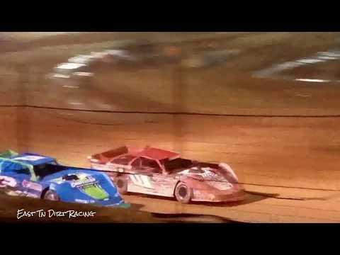 Late Model Feature @ Wartburg Speedway (7-3-17)