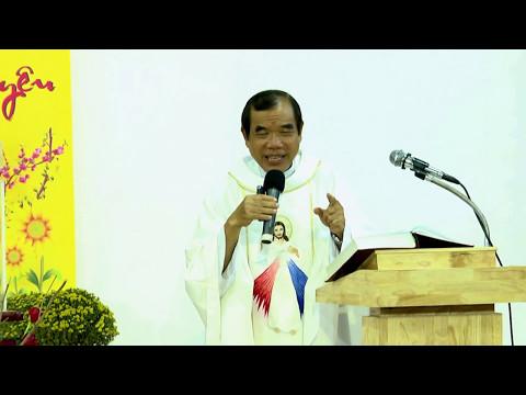 Bài giảng Lòng Thương Xót Chúa ngày 31/01/2017 - Cha Giuse Trần Đình Long