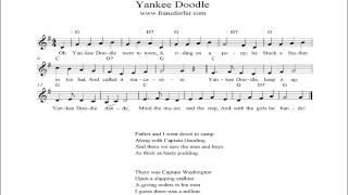 Yankee Doodle - instrumental
