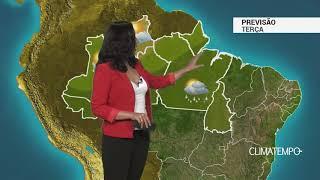 Previsão Norte – Chuva a qualquer hora