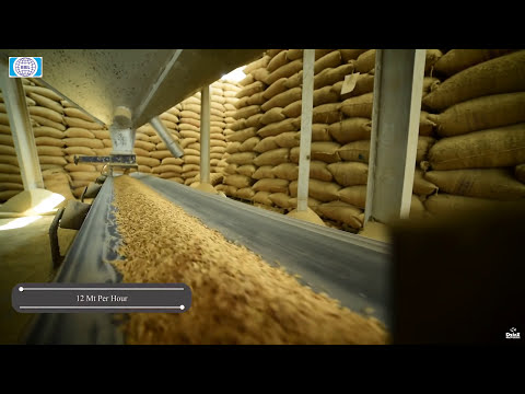 India's Top Rice Exporter, Bharat Industrial Enterprise Limited, Karnal INDIA