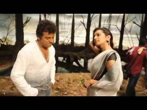 Maleyali Mindha Song Making - Andar Bahar Kannada Movie