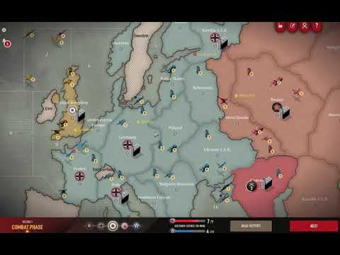 Axis and Allies 1942 Online: Recovering from a bad opener #1 |