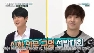 [VIETSUB] 170118 WEEKLY IDOL SHINHWA RANDOM PLAY DANCE