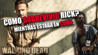 ¿Porque Rick no murio Mientras Estaba En Coma? - THE WALKING DEAD