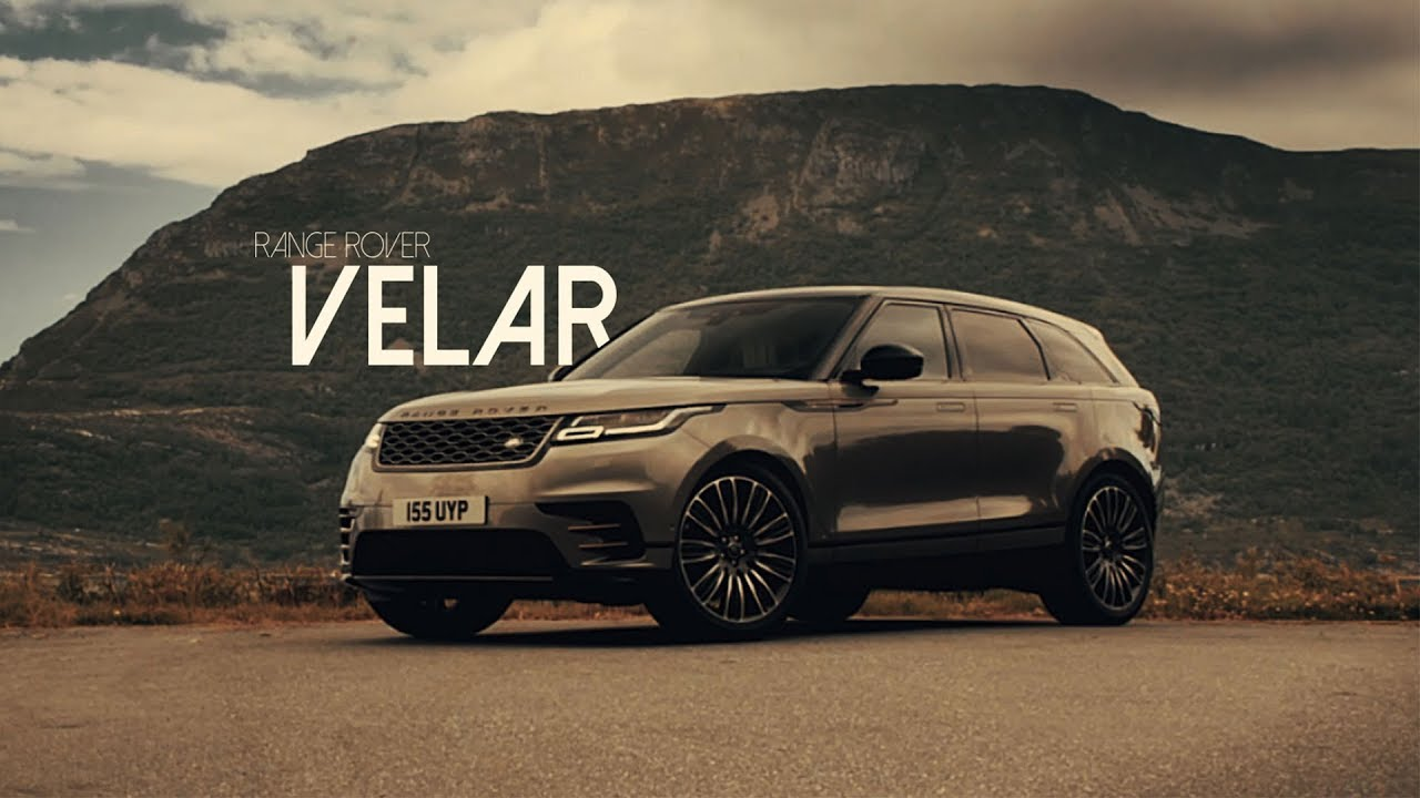 Land Rover Range Rover Velar - Teste Webmotors - YouTube