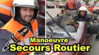 Manoeuvre Secours Routier