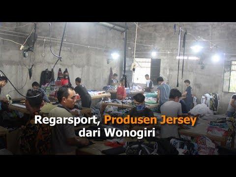 Regarsport, Produsen Jersey dari Wonogiri