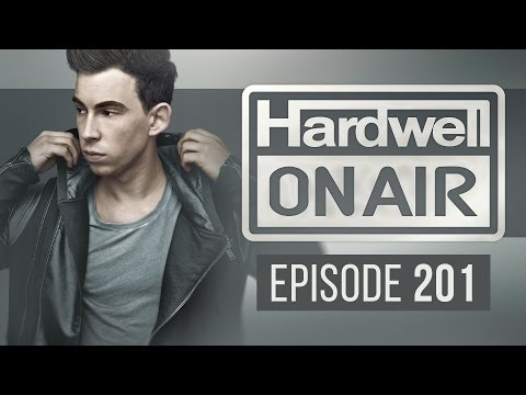 Hardwell On Air 201 #UnitedWeAre