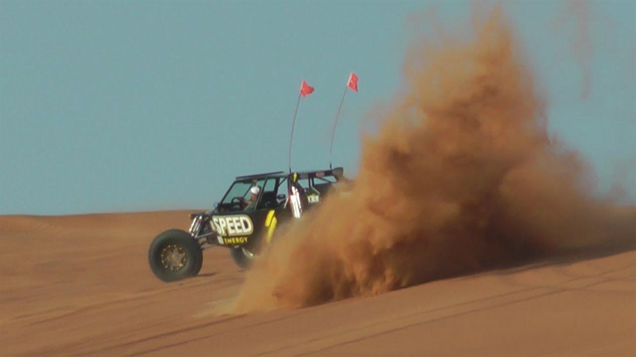 Vw Dune Buggy >> Dune Buggy Sand Rail - YouTube