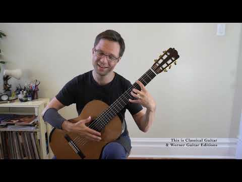 Lesson & Free PDF: Guardame Las Vacas By Narváez For Classical Guitar