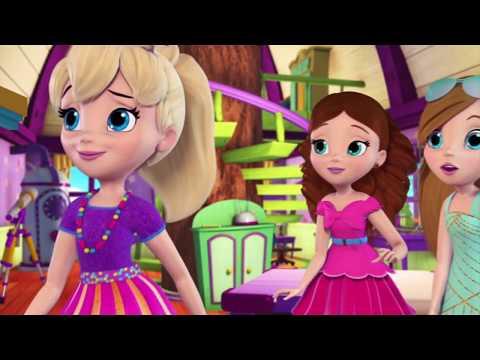 Polly Pocket  Girls Power!  Cartoons for Children  Girl Cartoons  Kids TV s Full Episodes