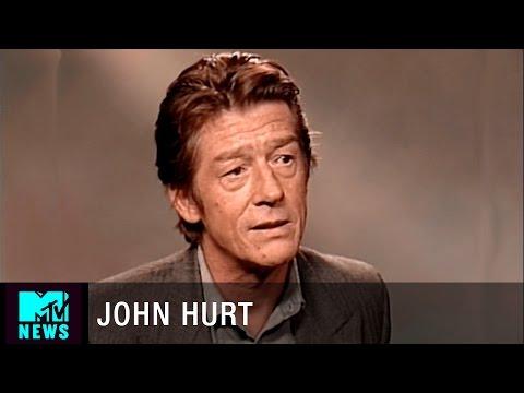 Sir John Hurt on Acting 1989  MTV