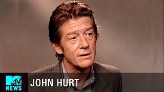 Sir John Hurt on Acting (1989)   MTV News