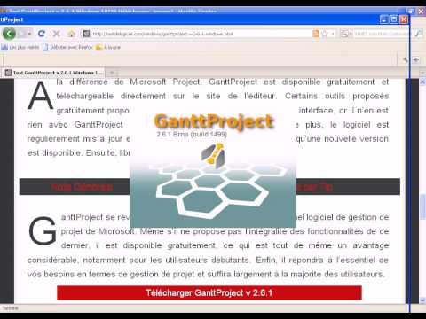 GRATUIT POUR GANTTPROJECT GRATUITEMENT TÉLÉCHARGER WINDOWS 7