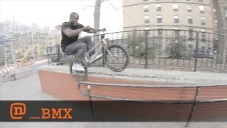 Nigel Sylvester_ BMX And New York City - Get Sylvester 2