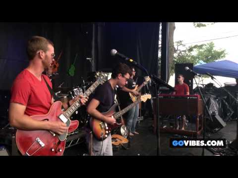 """Barefoot Truth performs """"Threads"""" at Gathering of the Vibes Music Festival 2014"""