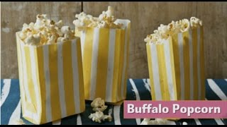 Snacks in a Snap Buffalo Popcorn Thumbnail