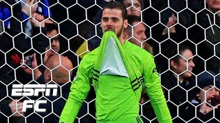 Is Man Utd39s David de Gea suffering from a crisis of confidence after mistake vs Watford  ESPN FC