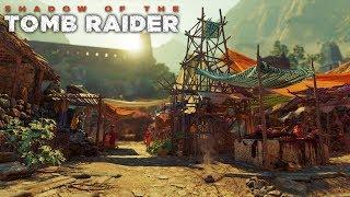 SHADOW OF THE TOMB RAIDER [#31] ✪ Der Markt von Paititi | Let