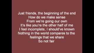 Carly rae Jepsen ft Justin Bieber - Beautiful (lyrics)