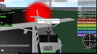 roblox air crash:golden robloxia air flight 2