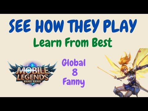 Watch the Pros, learn Skills and be the Pro | Global 8 Fanny | Episode 1